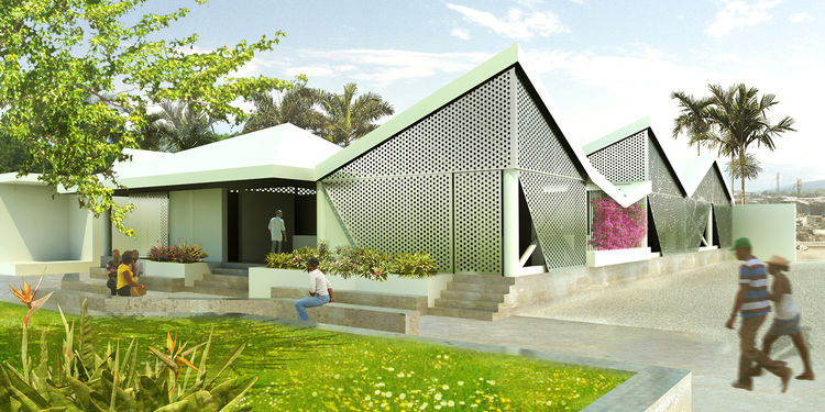 Gheskio Cholera Treatment Center by MASS Design Group