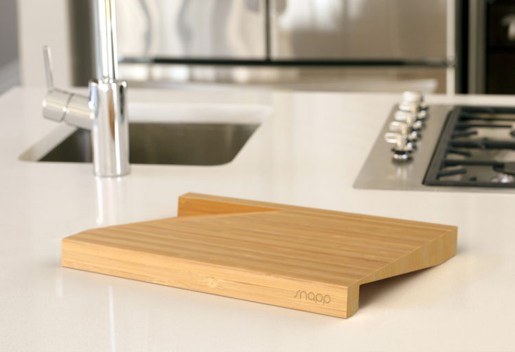 Slice cutting board by Snapp Design