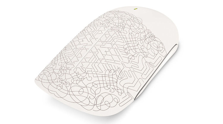 Microsoft artist edition mouse designed by Deanna Cheuk