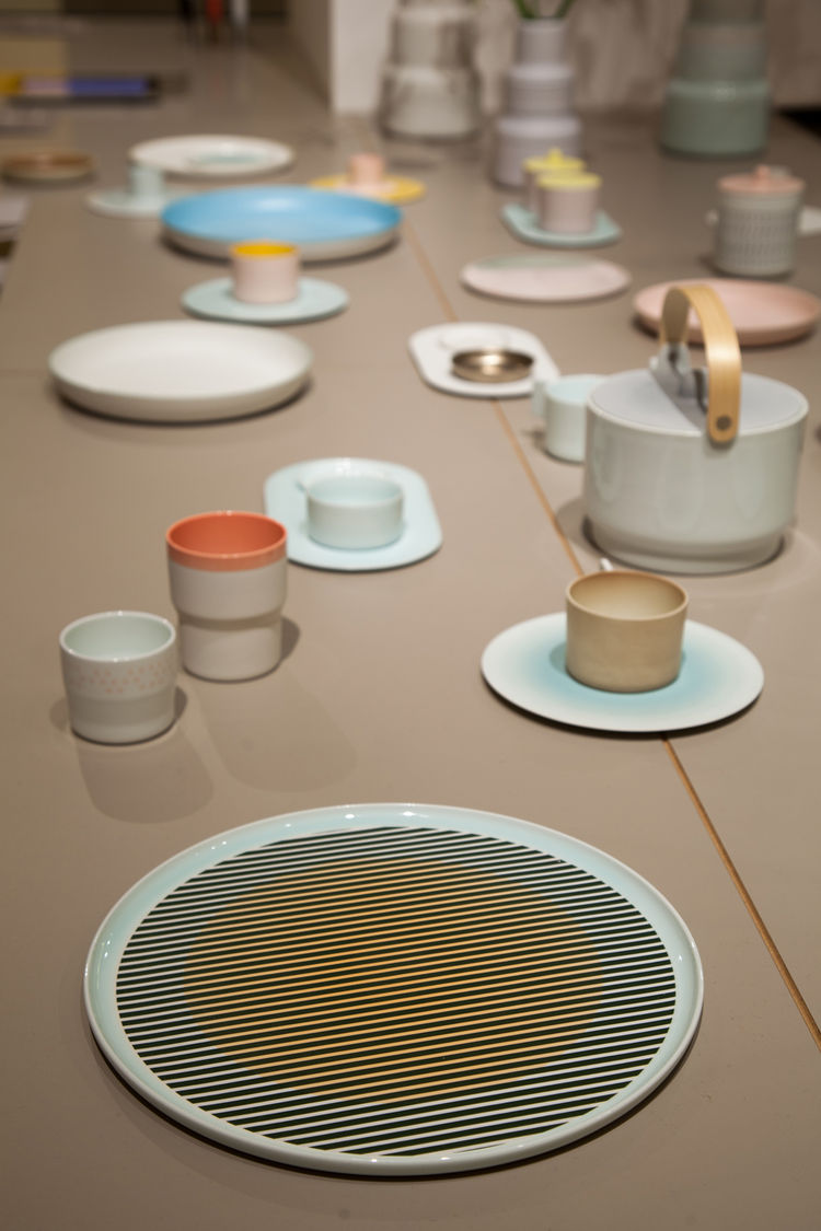 Colour Porcelain by Scholten & Baijings for 1616 Arita