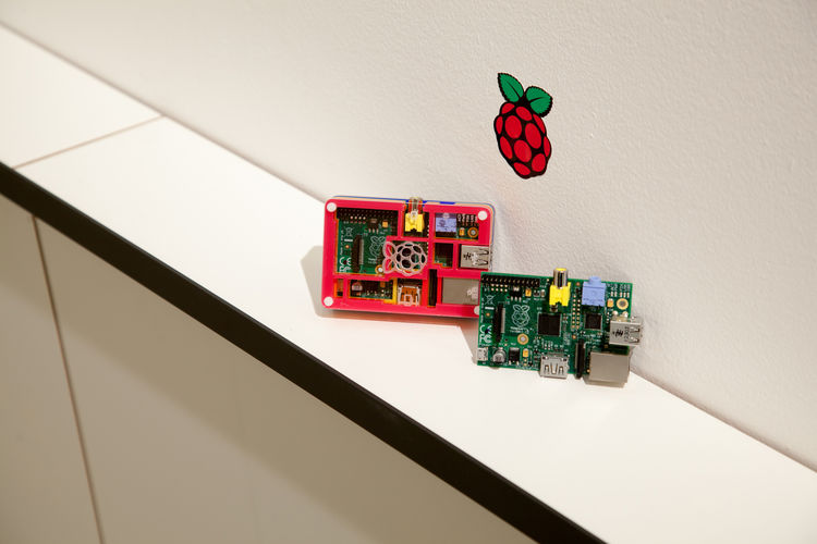 Raspberry Pi by the Raspberry Pi Foundation