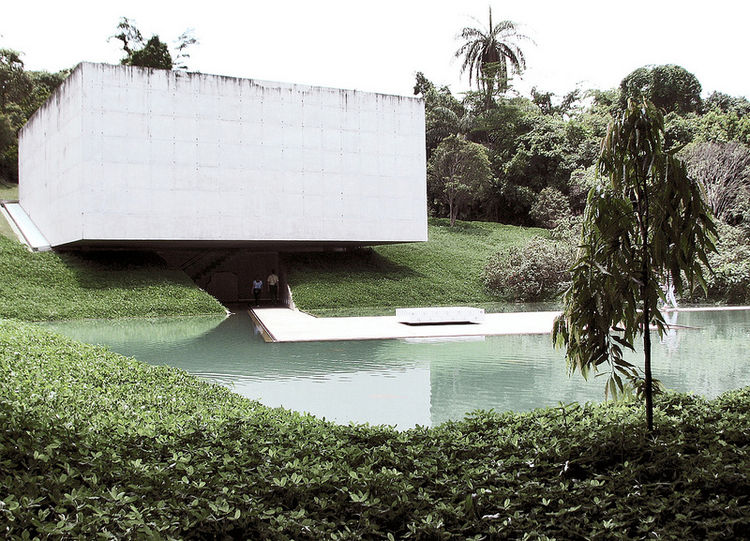 Instituto Cultural Inhotim in Brazil