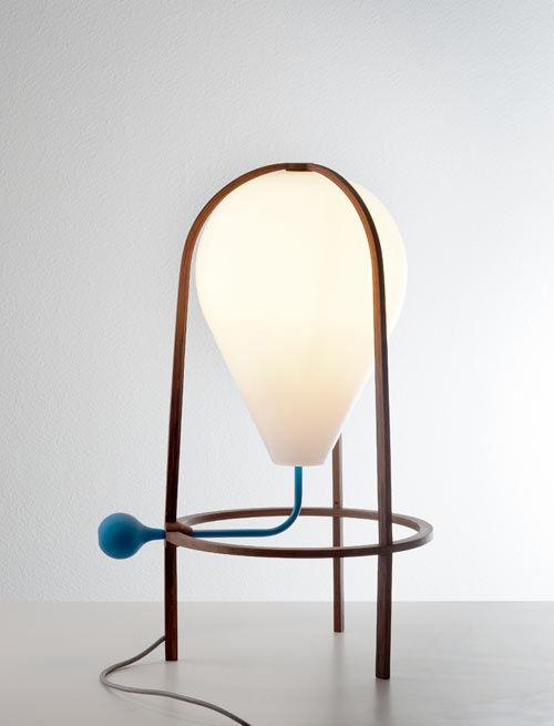 Olab lamp by Grégoire de Lafforest