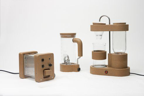Re-Done Appliances project by Gaspard Tine Beres