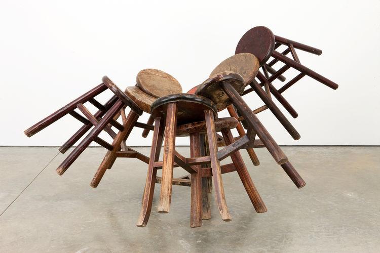 Grapes by Ai Weiwei