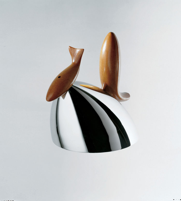 Pito tea kettle by Frank Gehry for Alessi