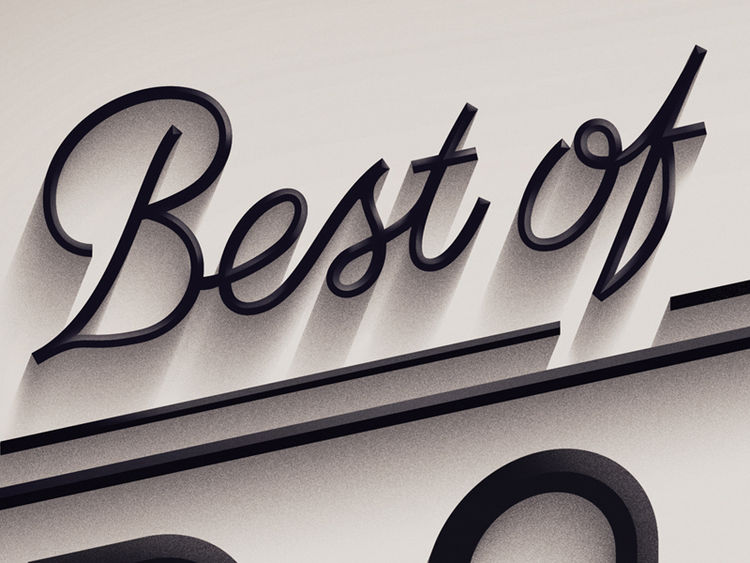 Best of Boston type by Jordan Metcalf