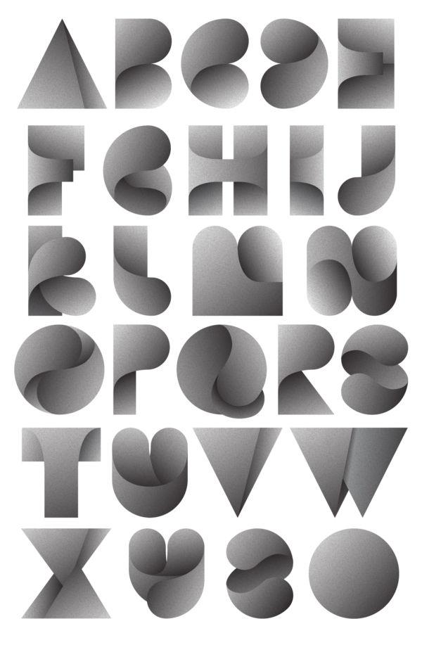 Typography by Jordan Metcalf