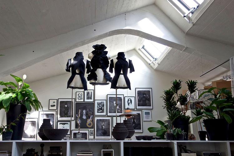 Steinunn studio space in Iceland