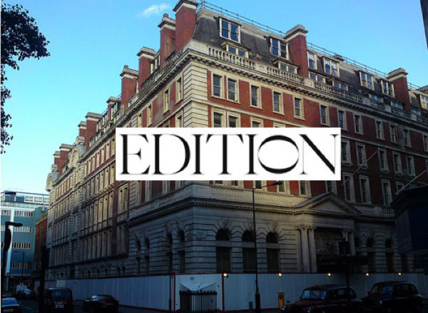Edition Hotel in London