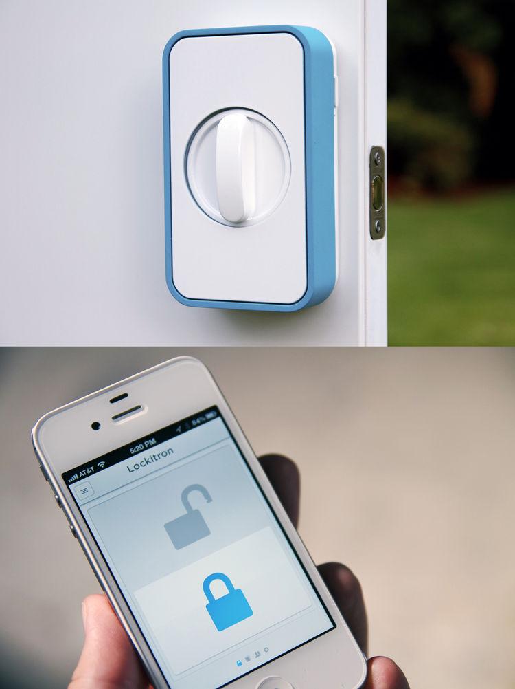 Smart locks by Lockitron