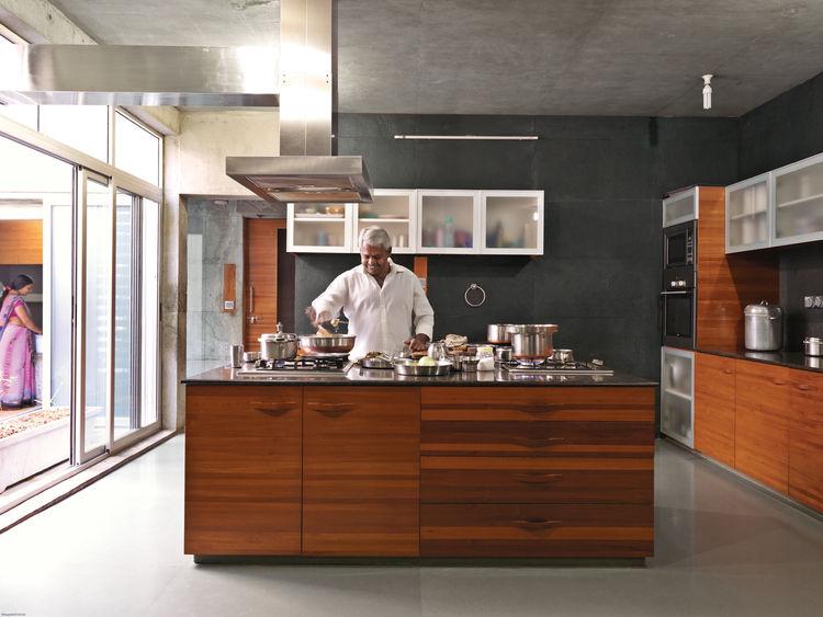 Surat villa interior kitchen