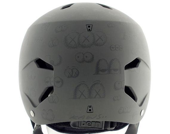 KAWS Bern Watts Bicycle Helmet