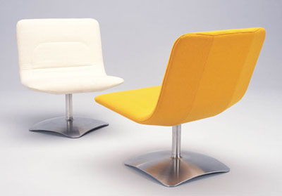 Julep Swivel Chair by Charles Wilson