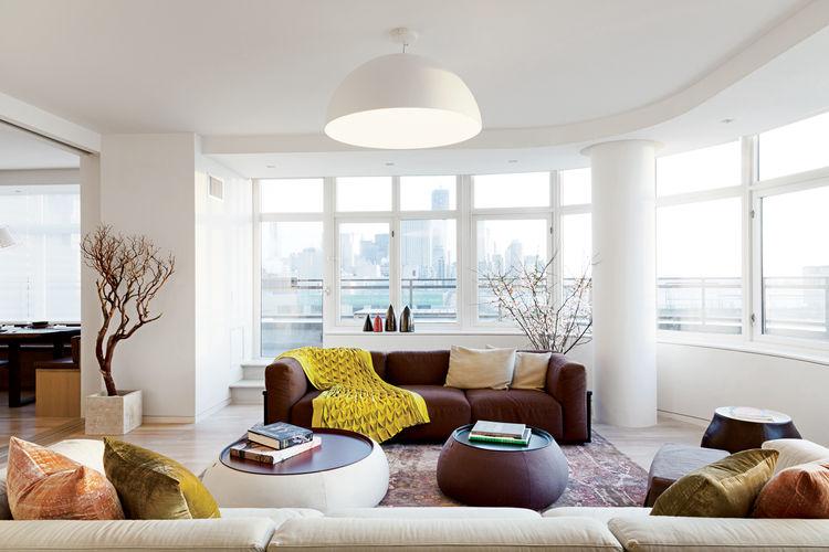 village vanguard living room