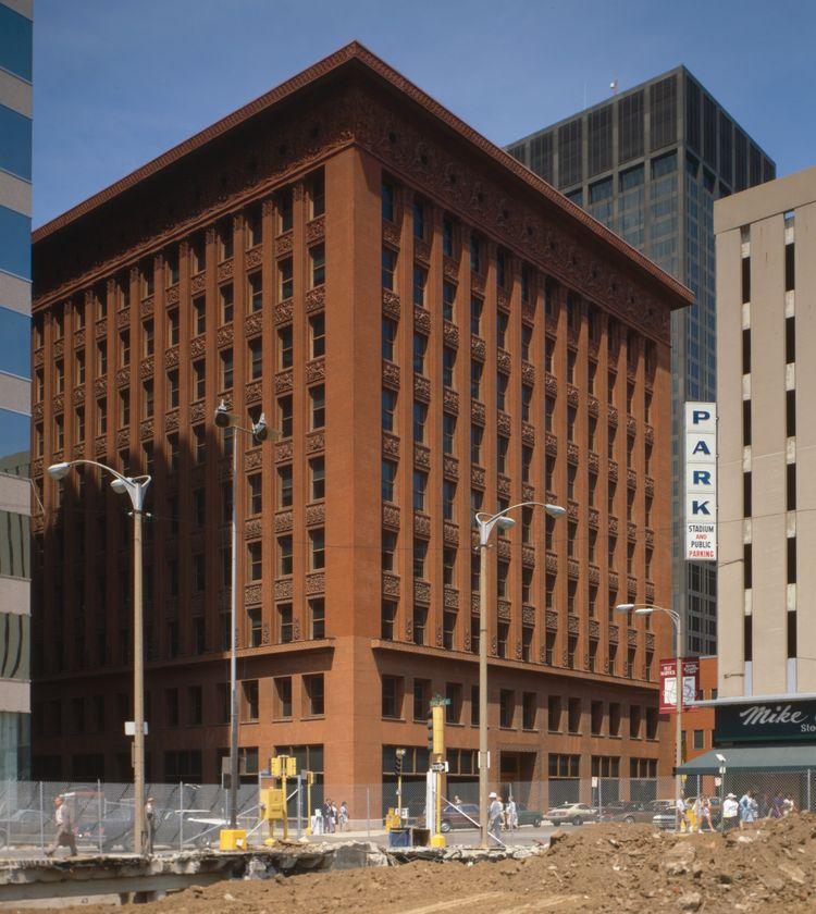 Wainwright Building in St. Louis, Missouri