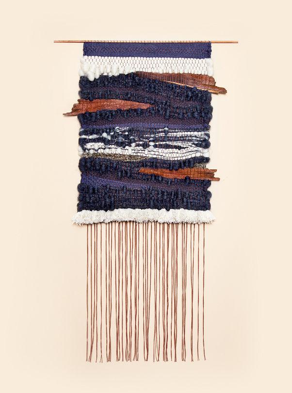 Weaving by Brook&Lynn