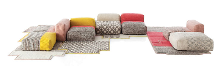Mangas collection by Patricia Urquiola for Gan