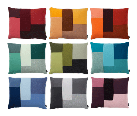 Brick Cushion by Normann Copenhagen A+R