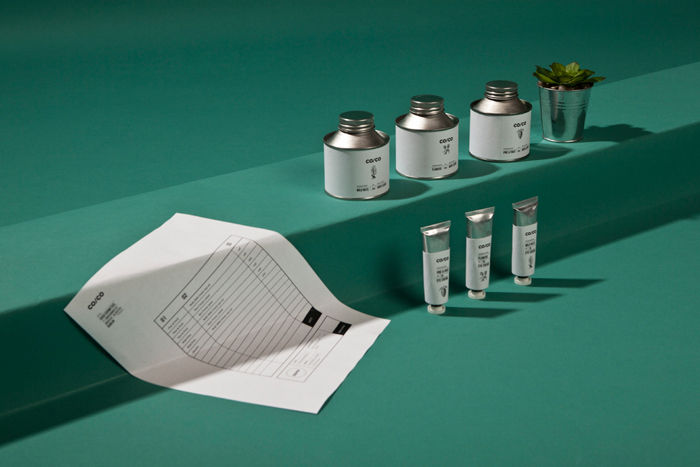 CO/CO packaging design by TATABI