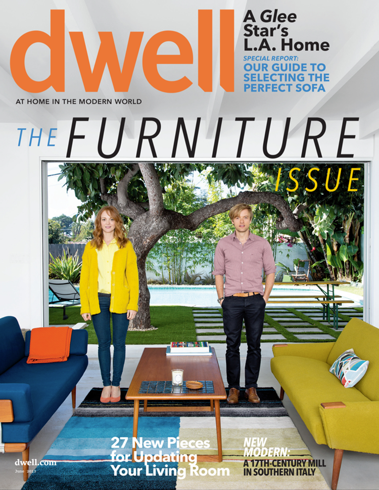 Dwell Magazine June 2013 Furniture Issue