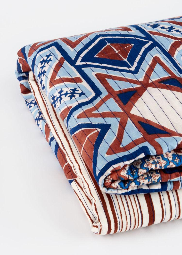 modern eco-friendly quilt