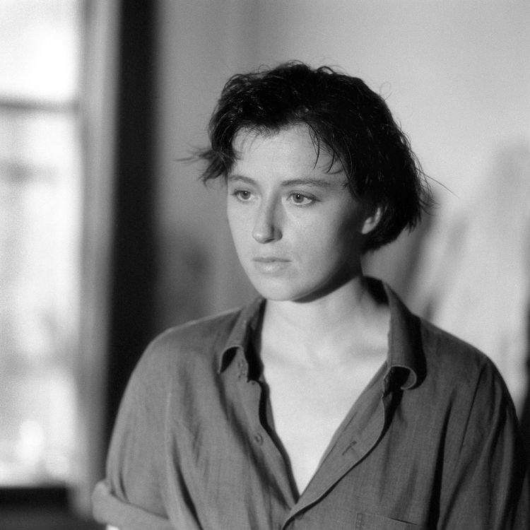 Cindy Sherman photograph in book by Jeannette Montgomery Barron in 1980's New York City Underground art world