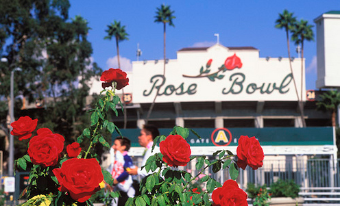 Rose Bowl in Pasadena