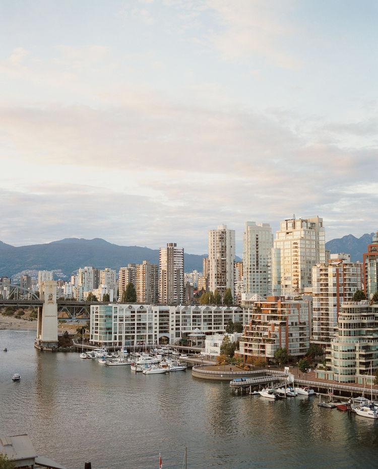 vancouver canada mid rises coast mountains