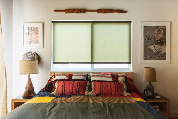 small space bedroom malibu trailer