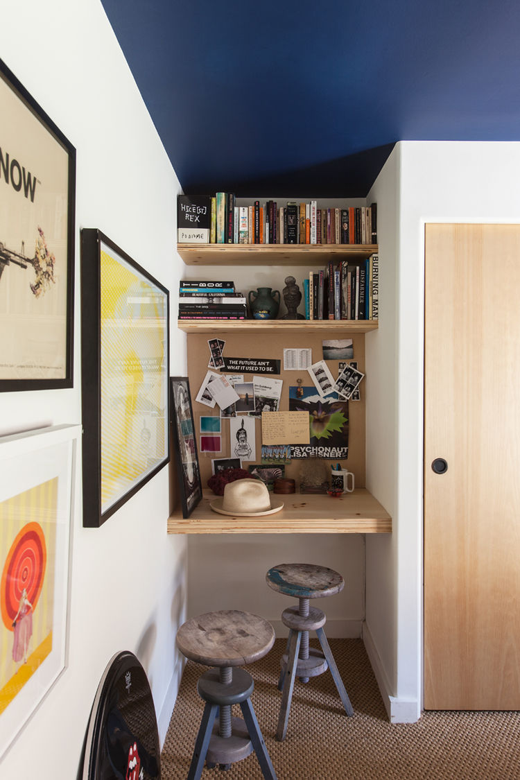 Small Desk For Bedroom 10 Space Saving Desk Designs Dwell