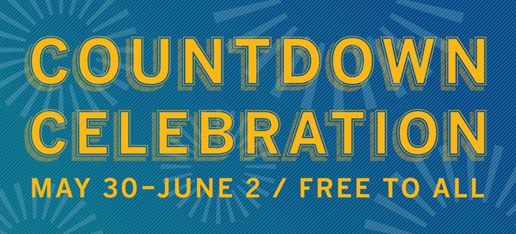 SFMoMA Closing Day Countdown Celebration