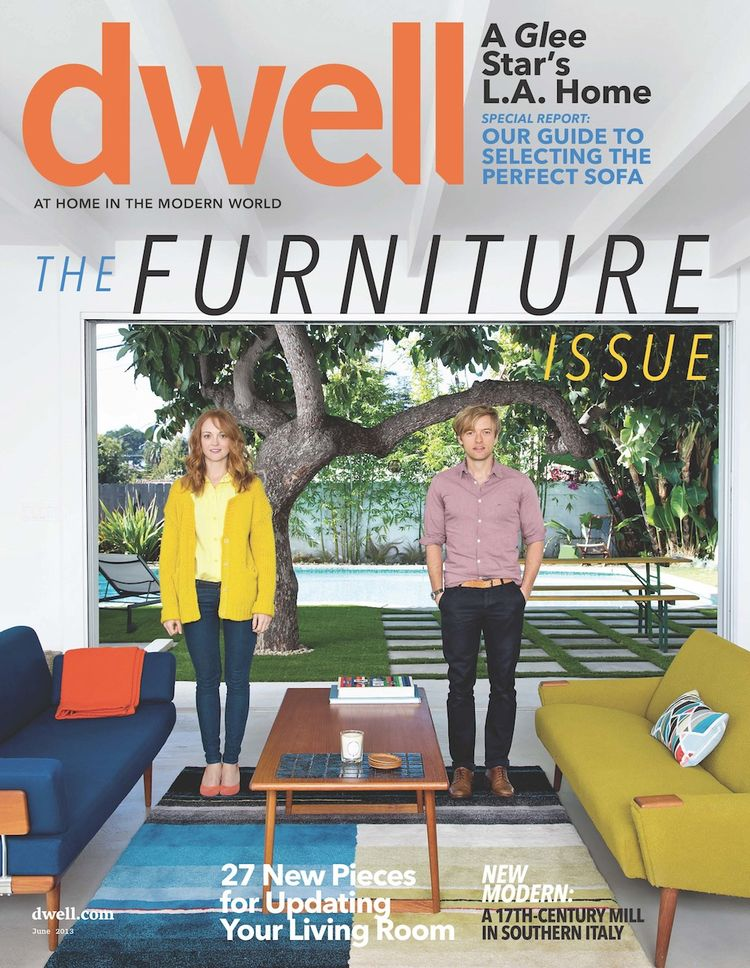 June Dwell issue cover