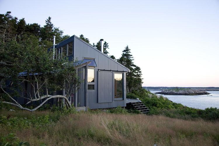 porter cottage extended side