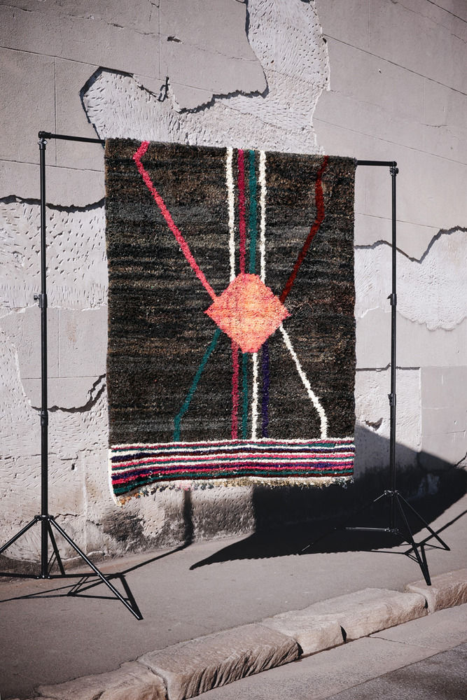 bulls eye rug