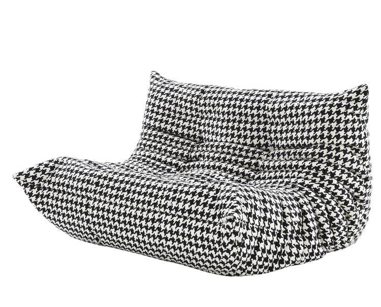 togo armchair houndstooth