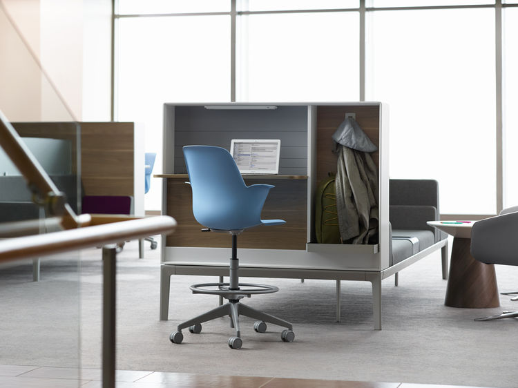 Steelcase Regard systems for contract environments debuting at NeoCon 2013