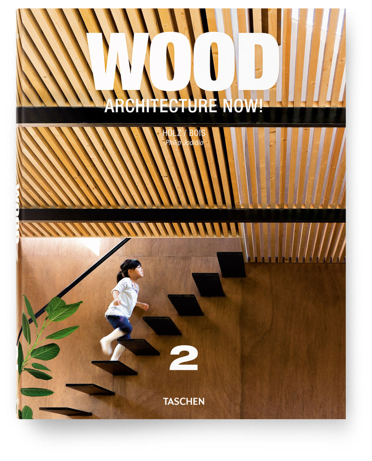 Wood Architecture Now! Volume 2 by Philip Jodidio