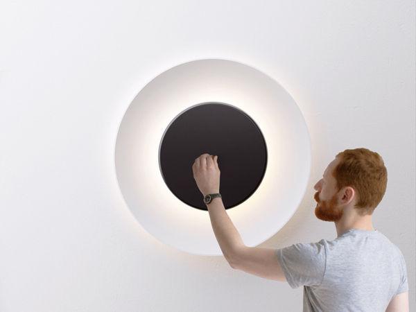 Lunaire Light by Ferréol Babin for Fontana Arte