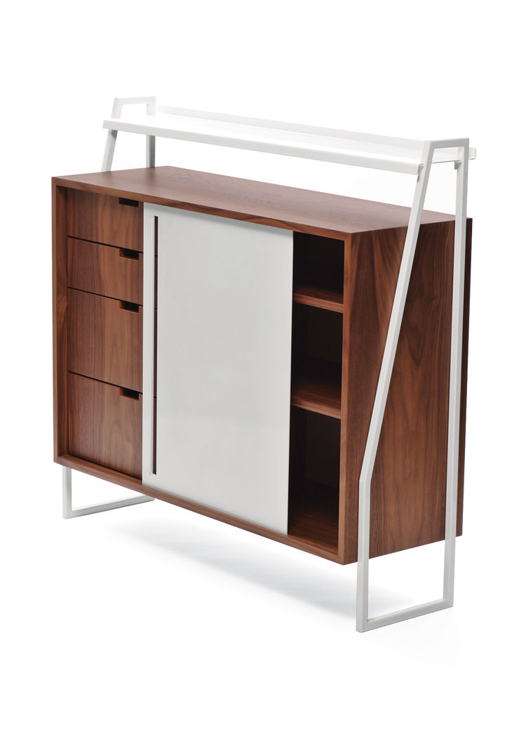 City Life Collection Sideboard by Sara Swecker for Nine6 Design