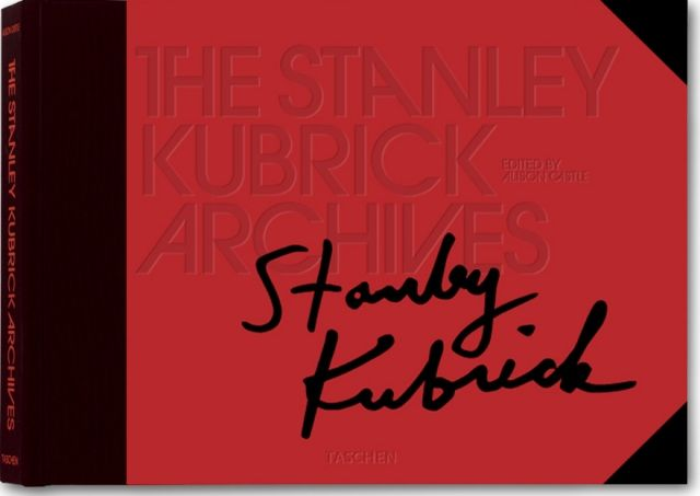The Stanley Kubrick Archives by Alison Castle designed by Andy Disl for TASCHEN