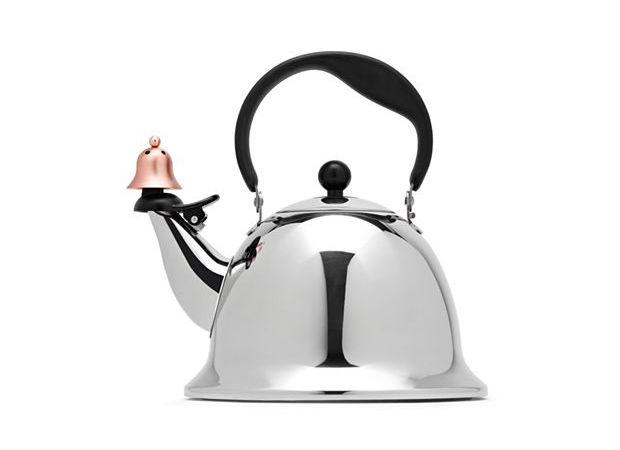 Whistling Bird Tea Kettle by Michael Graves