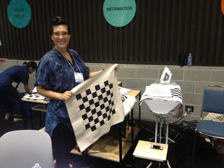 Tanya Aguiñiga at Dwell on Design 2013