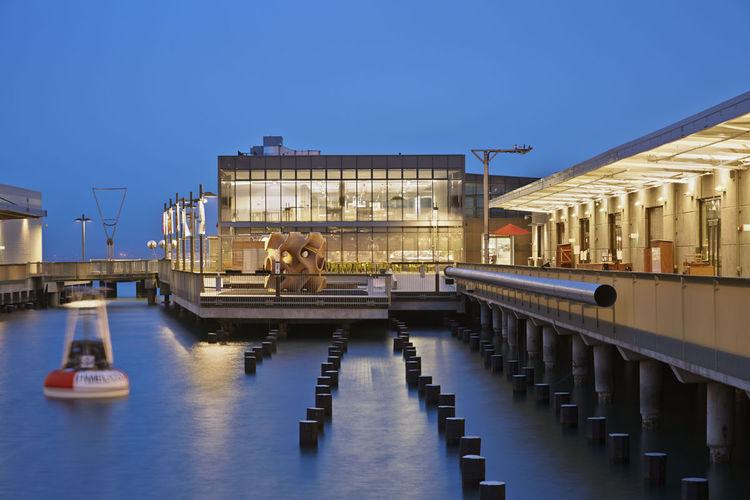 Exploratorium Museum in San Francisco historic preservation and adaptive reuse