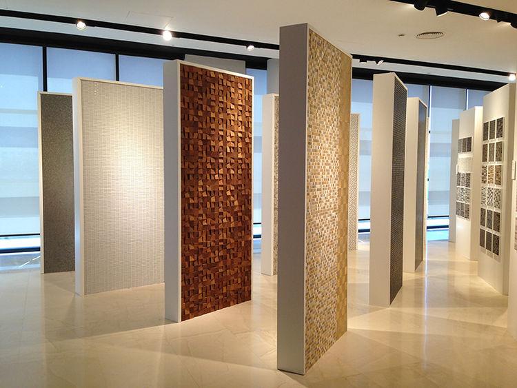 Porcelanosa Tile Showroom Floor
