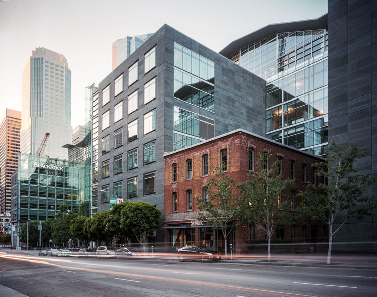 Modern meets historic architecture in San Francisco preservation project by STUDIOS Architecture Jim Jennings and Page & Turnbull, featured in SPUR