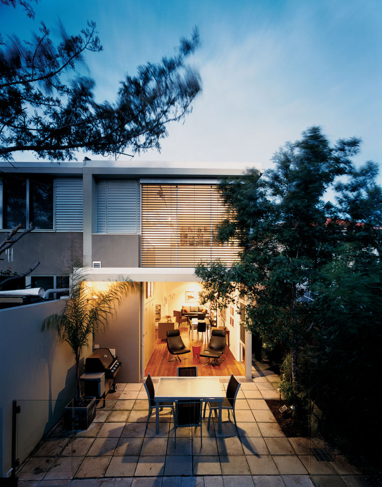 water-conscious cottage in Sydney, Australia