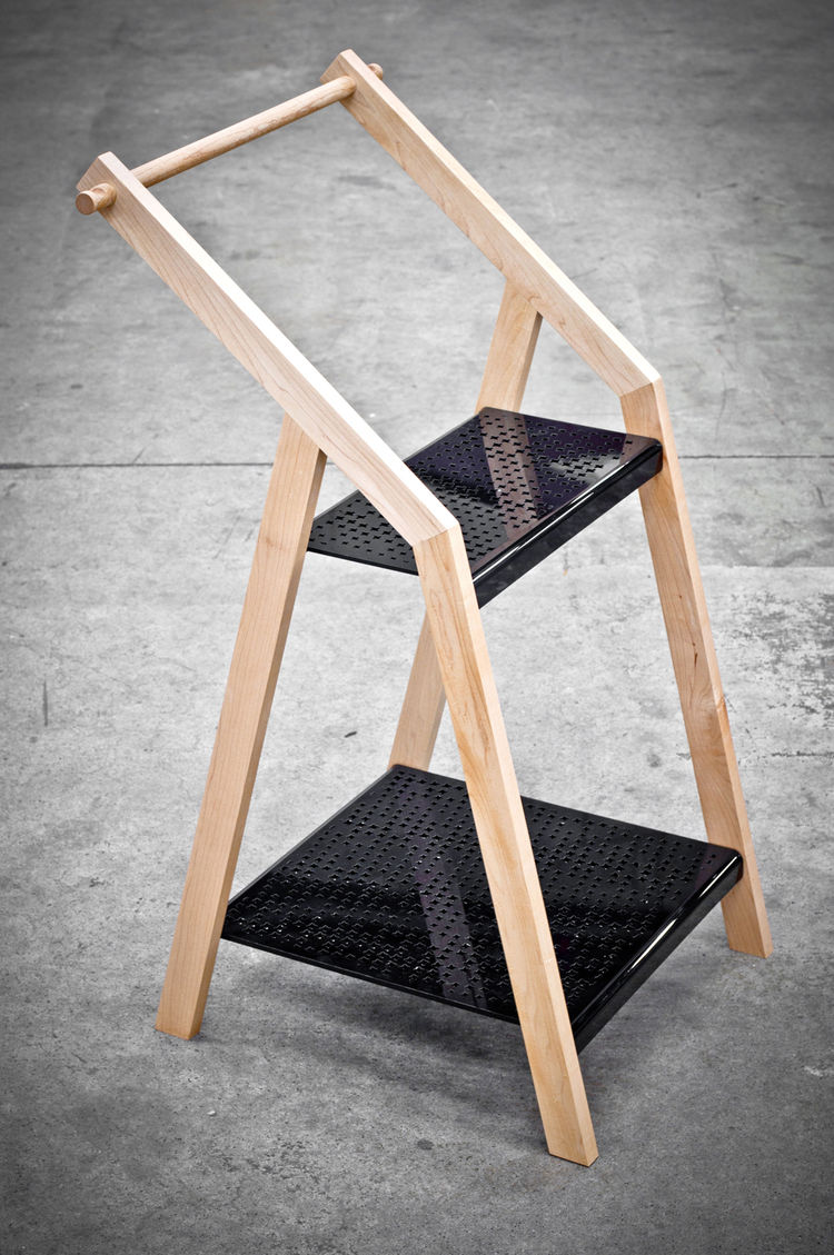 Houndstooth Valet by Atelier D