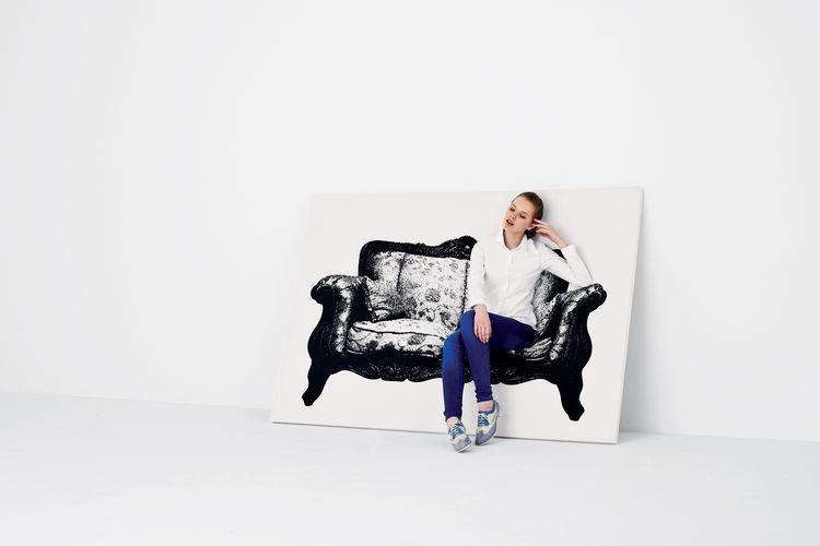 Canvas Chair by YOY Design Studio