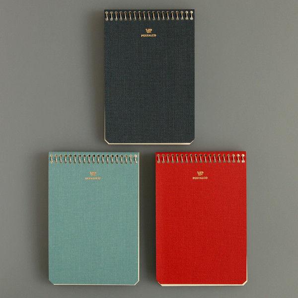 Postalco notebooks